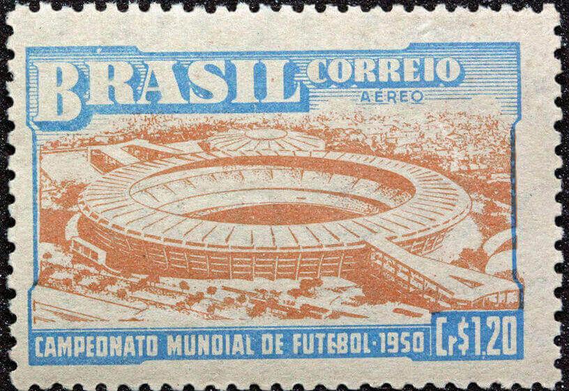 Maracana WM 1950, Zuschauerrekorde