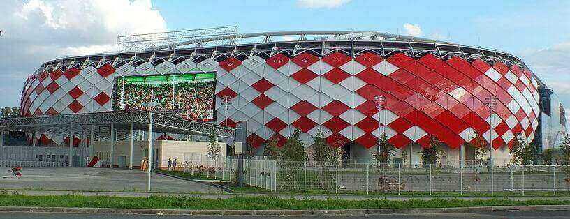Spartak Moskau, Otkrytije Arena