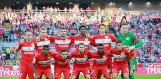 Spartak Moskau, Team 2016