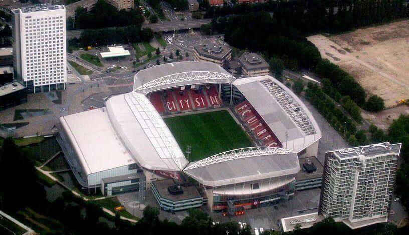 Stadion Galgenwaard, FC Utrecht