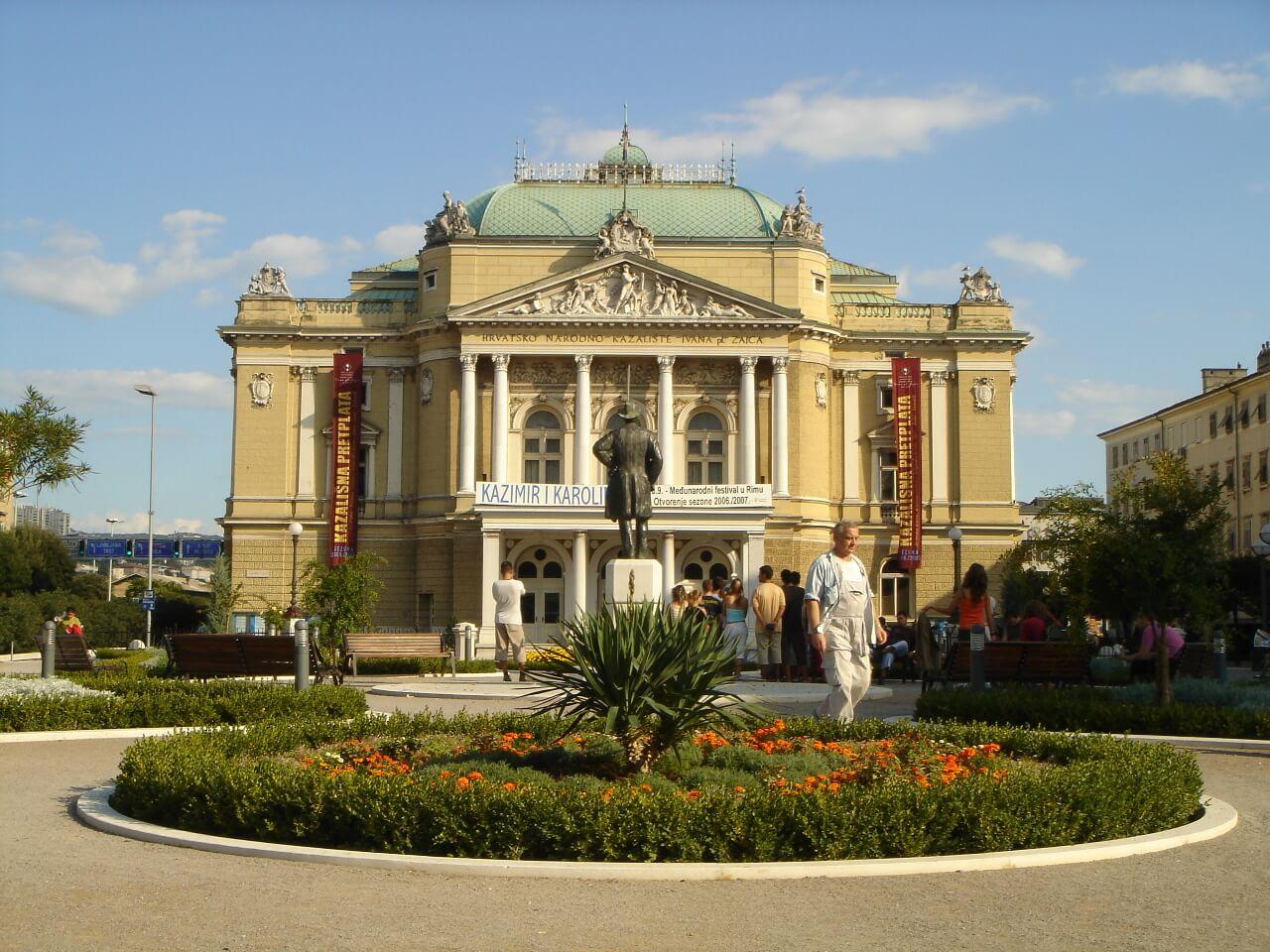Rijeka Theater