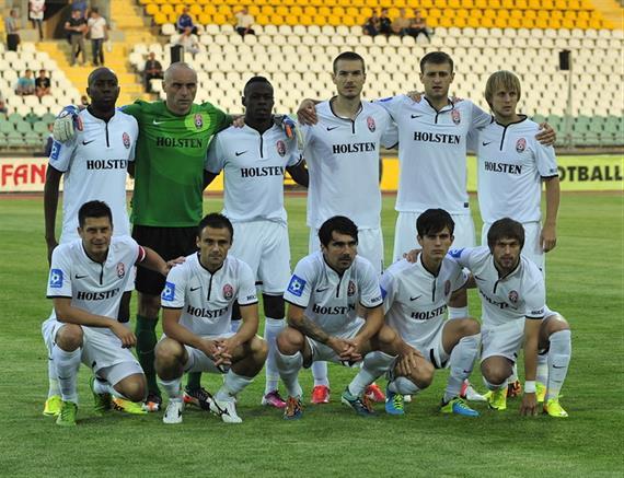 Zorya Luhansk Team