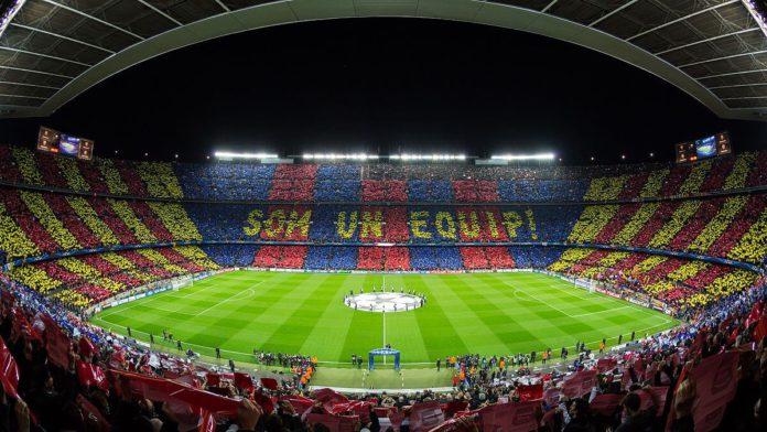 Vereinshymne FC Barcelona Barça, Barça, Baaaarça