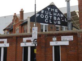 Craven Cottage Stadion FC Fulham