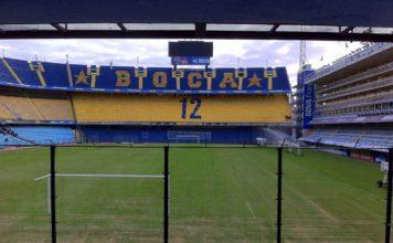 La Bombonera Stadion Boca Juniors