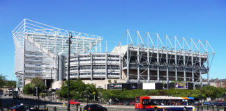 St. James' Park von Newcastle United