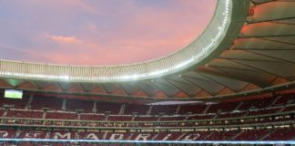 Wanda Metropolitano neues Stadion Atletico Madrid