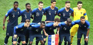 WM-Sieger: Frankreich Weltmeister 2018
