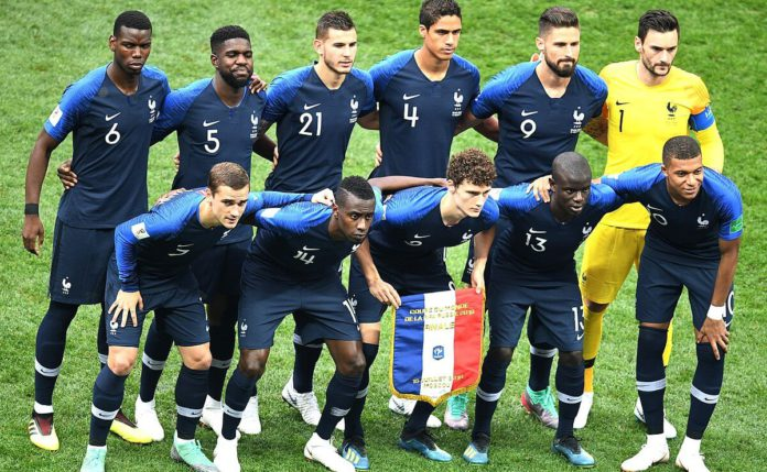 Alle Weltmeister Fußball