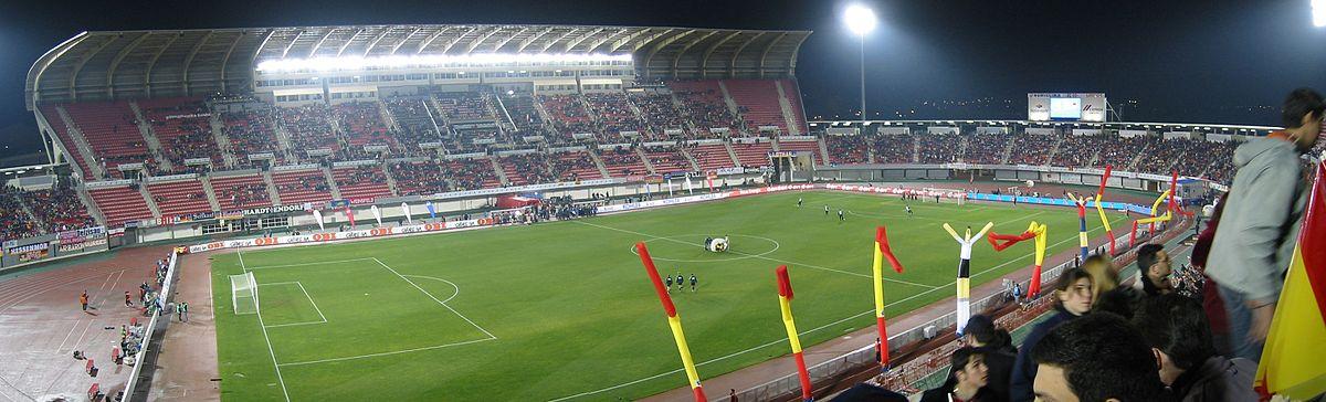 RCD Mallorca Stadion Stadi de Son Moix Panorama