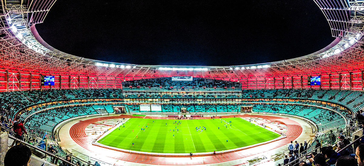 Stadion Europa League Finale 2019 Baku