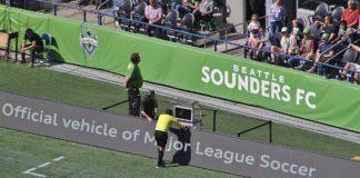 Videobeweis Fussball Videoassistent VAR