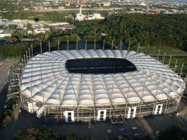 Europameisterschaft 2024 Stadien Spielort Hamburg Volksparkstadion