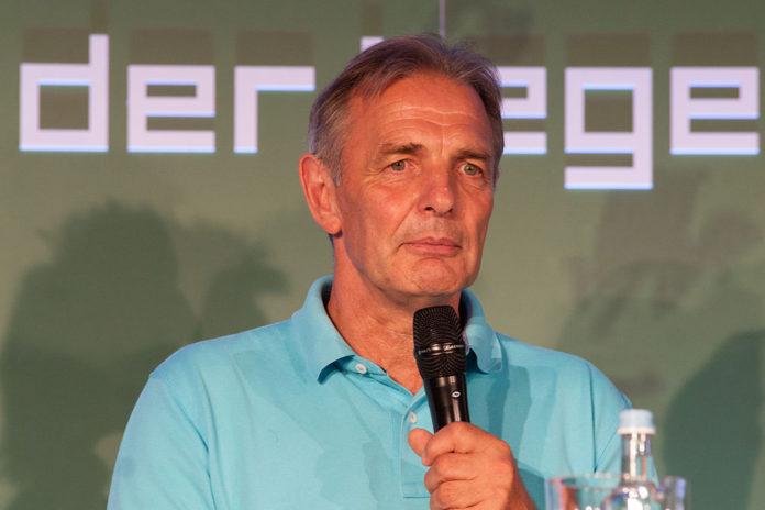 Rekordspieler Bundesliga Charly Körbel