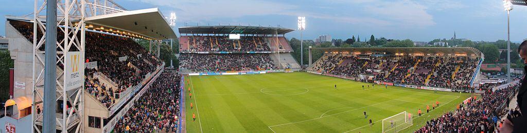 Stade Saint-Symphorien FC Metz