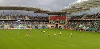 Stadion des FC Flora Tallin: A. Le Coq Arena